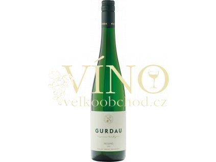 Gala Ryzlink rýnský, Gurdau pozdní sběr 0,75 l suché bílé moravské víno
