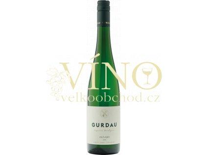 Gala Vaeltlínské Zelené, Gurdau pozdní sběr 0,75 l suché bílé moravské víno