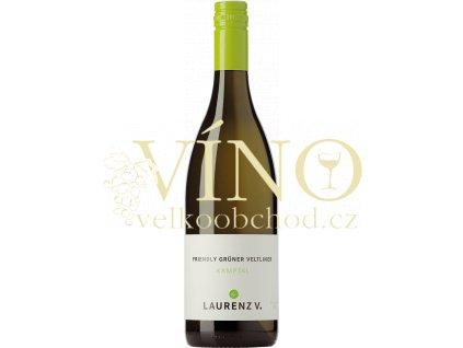 Laurenz V. Zöbing Gruner Veltliner Friendly 0,75 l suché bílé víno