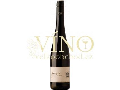 Johann Topf Riesling Kamptal DAC 0,75 l rakouské bílé víno z oblasti Kamptal