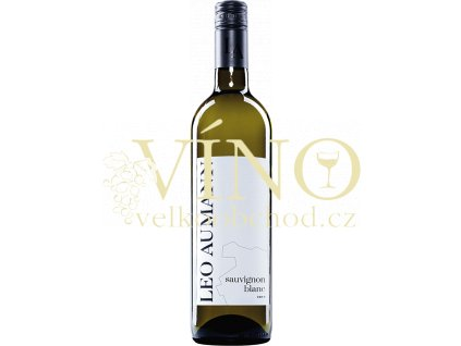 Leopold Aumann Sauvignon Blanc rakouské bílé víno