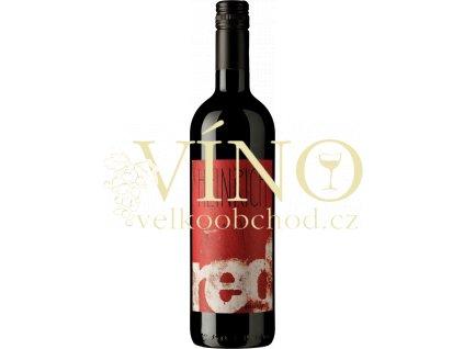 Gernot Heinrich Red (BF,ZW,SL) rakouské červené víno
