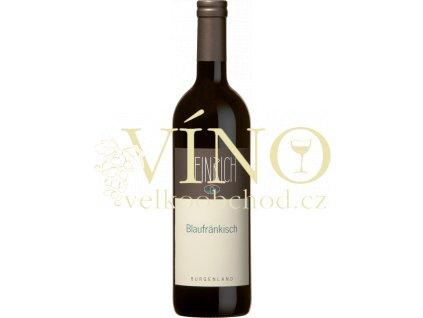 Gernot Heinrich Blaufränkisch rakouské červené víno