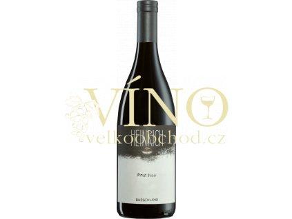Gernot Heinrich Pinot Noir rakouské červené víno