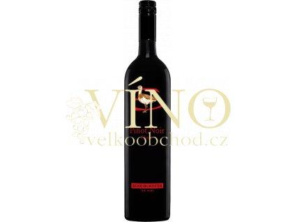 Johann Scheiblhofer Pinot Noir Classic rakouské červené víno