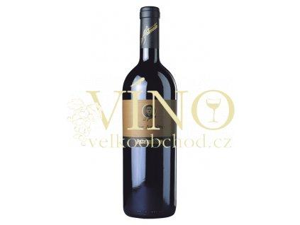 Paternoster Don Anselmo DOC 0.75 L 2009 italské červené víno z oblasti Basilicata