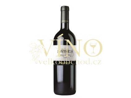 Paternoster Synthesi DOC 0.75 L 2011 italské červené víno z oblasti Basilicata
