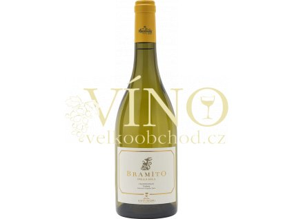 Bramito del Cervo bílé italské víno