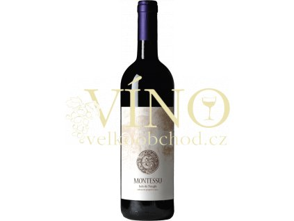 "Punica ""Montessu"" Isola dei Nuraghi červené italské víno"