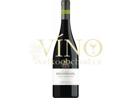 Roccaperciata Inzolia & Chardonnay Sicilia IGP bílé italské víno