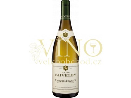 Domaine Faiveley Chardonnay Bourgogne Aligoté francouzské bílé víno