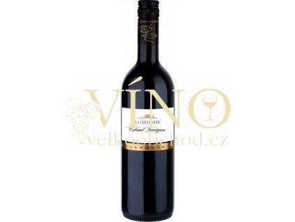 Domaine Laroche Cabernet Sauvignon francouzské červené víno