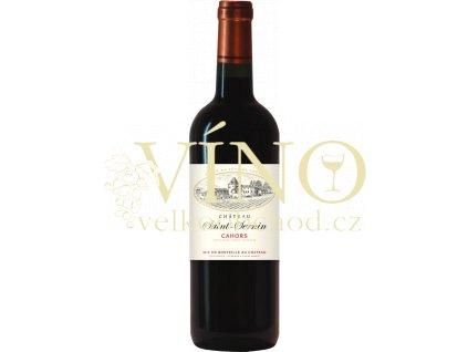 AdVini Château Saint Sernin francouské červené víno