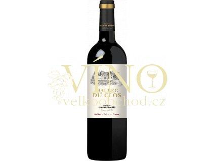 Jean-Luc Malbec du Clos francouské červené víno