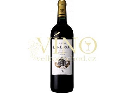 Château Lanessan Cru Bourgeois Haut-Médoc 0,75 l francouzské červené víno