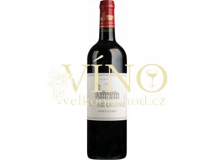 Château Lagrange 3eme Cru Classé 2015 0,75 l červené francouské víno