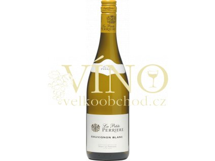 "Sauvignon Blanc ""Le Petite Perriére"" VDF 0,75 l francouzské růžové víno"