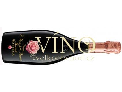 """Akce ihned Distilleria Bottega """"Il Vino Dell'Amore"""" Moscato 0,75 l italské bílé šumivé víno"""