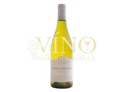 Chassagne Montrachet Blanc - Domaine JOUARD 0,75 L 2013 francouzské bílé víno z oblasti Bourgogne