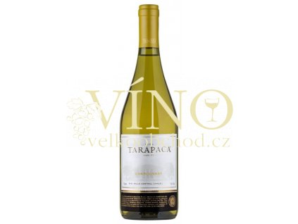 Tarapaca Varietal Chardonnay 0,75 L suché chilské bílé víno z Maipo Valley