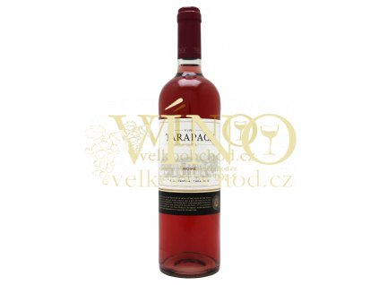TARAPACA Varietal Rosé Cabernet Sauvignon 0,75 L chilské růžové víno z oblasti Maipo Valley