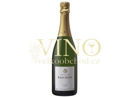 Champagne Bauget - Jouette brut - Blanc de Blanc