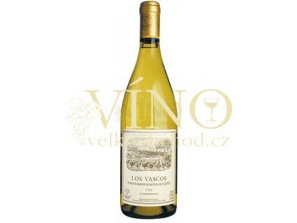 Barons de Rothschild Lafite Los Vascos Chardonnay 0,75 L chilské bílé víno z oblasti Casablanca Valley