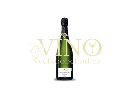 Champagne Castelnau Brut Vintagé 2003 0,75 l francouzské šampaňské
