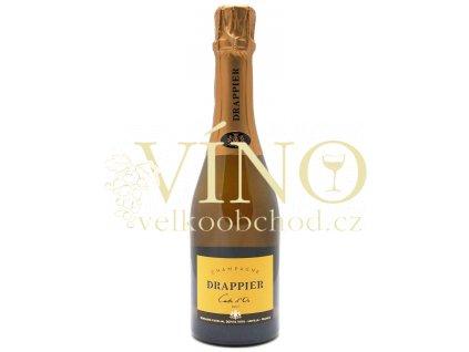 Champagne Drappier Carte D'Or Brut 0,375 l francouzské šampaňské