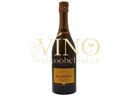 Champagne Drappier Carte D'Or Brut 0,75 l francouzské šampaňské
