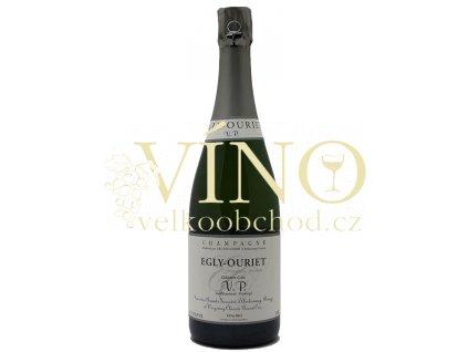 Champagne Egly Ouriet Extra Brut V.P. Grand Cru 0,75 l francouzské šampaňské