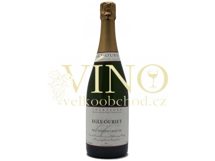 Champagne Egly Ouriet Brut Tradition Grand Cru 0,75 l francouzské šampaňské