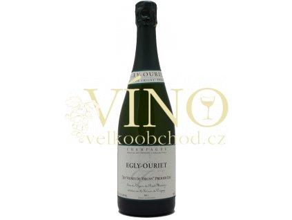 Champagne Egly Ouriet Brut Vignes de Vrigny 0,75 l francouzské šampaňské