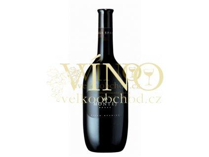 Villa Sparina Montej Rosso Barbera di Monferrato DOC 2018 0,75 l italské červené víno z oblasti Piemonte