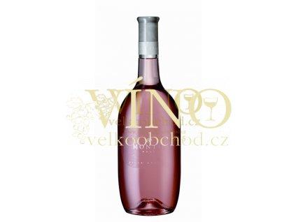 Villa Sparina Montej Rosé Chiaretto dell Monferrato DOC 2019 0,75 l italské růžové víno z oblasti Piemonte