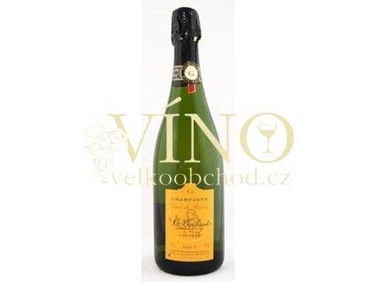 Champagne G. Tribaut Cuvée de Réserve 0,375 l