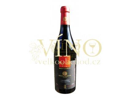 Palari Faro DOC 2010 0,75 L italské červené víno z oblasti Sicilia