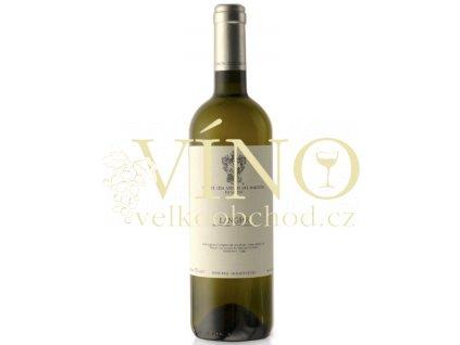 Marchesi di Gresy Sauvignon Langhe DOC 2018 0,75 l italské bílé víno z oblasti Piemonte