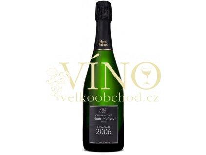 Champagne Huré Instantanée 2009 Extra Brut 0,75 l francouzské šampaňské