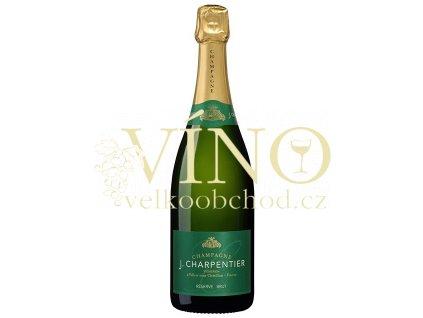 Champagne J.Charpentier Tradition Brut 0,75 l francouzské šampaňské