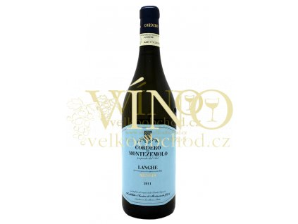 Cordero di Montezemolo Arneis Langhe DOC 2018 0,75 l italské bílé víno z oblasti Piemonte