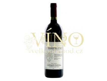 Conterno Fantino Barbera d´Alba Vignota DOC 2017 0,75 l italské červené víno z oblasti Piemonte