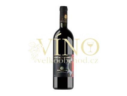 Palari Rosso del Soprano IGT 2010 0,75 L italské červené víno z oblasti Sicilie