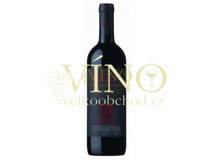 Castello di Verrazzano Rosso di Verrazzano IGT 2017 0,75 l italské červené víno z oblasti Toscana
