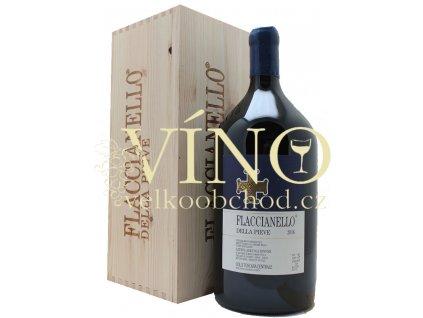 Fontodi Flaccianello della Pieve IGT 2012 DOUBLE MAGNUM 3 L italské červené víno z oblasti Toscana