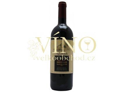 Fontodi Vigna del Sorbo Chianti Classico Riserva DOCG 2012 0,75 L italské červené víno z oblasti Toscana