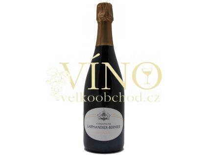 Champagne Larmandier Bernier Latitude Extra Brut 0,75 l francouzské šampaňské