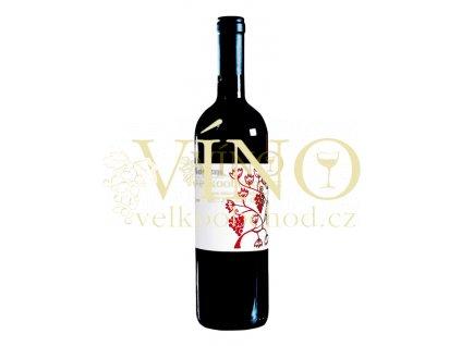 Montevetrano Colli di Salerno IGT 2015 0,75 l italské červené víno z oblasti Kampanie