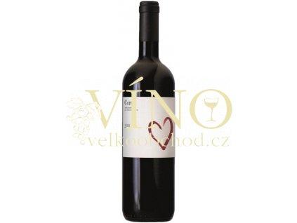 Montevetrano Aglianico Il Core IGT 2015 0,75 l italské červené víno z oblasti Kampanie