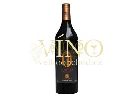 Palari Santa.Né IGT 2010 0,75 l italské červené víno z oblasti Sicilia